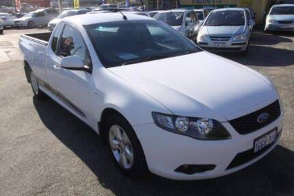 2009 Ford Falcon Ute Beaconsfield Fremantle Area Preview