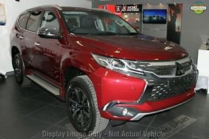 2016 Mitsubishi Pajero Sport QE Exceed (4x4) Terra Rossa 8 Speed Automatic Wagon Liverpool Liverpool Area Preview