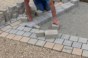Interlock paving contractor.  Best price in Newmarket, On