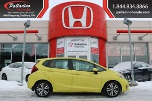 2015 Honda Fit - WELL MAINTAINED BLUETOOTH BACK UP CAMERA -