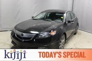 2014 Acura TL SE Leather,  Heated Seats,  Sunroof,  Bluetooth,