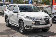 2016 Mitsubishi Pajero Sport QE MY16 GLX White 8 Speed Sports Automatic Wagon Aspley Brisbane North East Preview