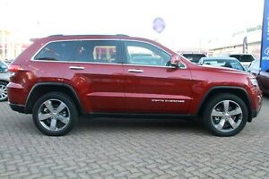 2014 Jeep Grand Cherokee WK MY14 Limited (4x4) Deep Cherry Red 8 Speed Automatic Wagon Zetland Inner Sydney Preview