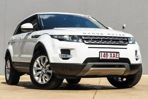 2015 Land Rover Range Rover Evoque L538 MY16 TD4 150 Pure White 9 Speed Sports Automatic Wagon Yeerongpilly Brisbane South West Preview