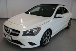 2016 Mercedes-Benz CLA CLA 250 4- Matic Navigation!
