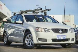 2012 Holden Commodore VE II MY12.5 Omega White 6 Speed Automatic Sportswagon Glendalough Stirling Area Preview