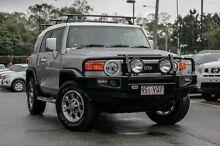 2011 Toyota FJ Cruiser GSJ15R Grey 5 Speed Automatic Wagon Taringa Brisbane South West Preview