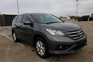 2014 Honda CR-V RM MY14 DTi-S 4WD Grey 5 Speed Automatic Wagon Haymarket Inner Sydney Preview