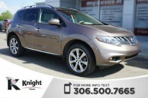 2013 Nissan Murano LE AWD! Back Up Camera! Navigation! Heated St