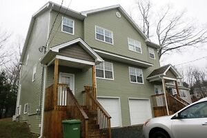 14-182 Immaculate, semi detached home .
