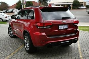 2014 Jeep Grand Cherokee Red Sports Automatic Wagon St James Victoria Park Area Preview