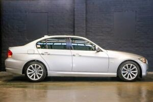 2009 BMW 325I E90 MY09 Steptronic Silver 6 Speed Sports Automatic Sedan