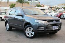 2013 Ford Territory SZ TX Seq Sport Shift Blue 6 Speed Sports Automatic Wagon Northbridge Perth City Preview