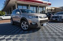 2013 Holden Captiva CG Series II MY12 Gold 6 Speed Sports Automatic Wagon Alfred Cove Melville Area Preview
