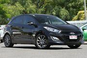2014 Hyundai i30 GD2 SR Phantom Black 6 Speed Sports Automatic Hatchback Indooroopilly Brisbane South West Preview