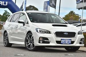 2017 Subaru Levorg V1 MY17 2.0GT-S CVT AWD Crystal White 8 Speed Constant Variable Wagon Willagee Melville Area Preview