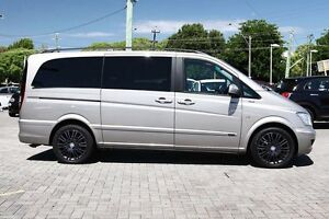 2012 Mercedes-Benz Viano 639 MY12 BlueEFFICIENCY Grey 5 Speed Automatic Wagon Osborne Park Stirling Area Preview