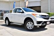 2014 Mazda BT-50 UP0YF1 XTR Freestyle White 6 Speed Sports Automatic Utility East Brisbane Brisbane South East Preview
