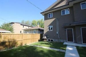 BRAND NEW Half Duplex, Near U of A, Certified New Home Warranty!