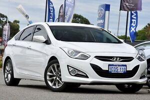 2014 Hyundai i40 VF2 Elite White 6 Speed Sports Automatic Sedan Willagee Melville Area Preview