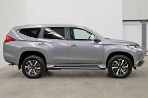 2015 Mitsubishi Pajero NX MY15 GLS Grey 5 Speed Sports Automatic Wagon Seven Hills Blacktown Area Preview