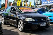 2005 Holden Astra TS MY05 Classic Equipe Black 4 Speed Automatic Hatchback Ringwood East Maroondah Area Preview