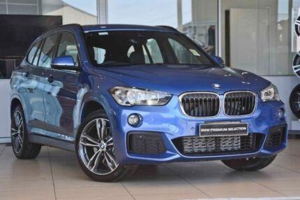 2018 BMW X1 F48 xDrive25i Steptronic AWD Blue 8 Speed Sports Automatic Wagon Darra Brisbane South West Preview