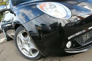 2012 Alfa Romeo Mito Distinctive Black 6 Speed Auto Dual Clutch Hatchback Dee Why Manly Area Preview