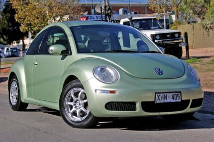 2005 Volkswagen Beetle 9C MY2005 Coupe Green 5 Speed Manual Liftback Glenelg Holdfast Bay Preview