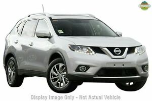 2016 Nissan X-Trail T32 Ti X-tronic 4WD Brilliant Silver 7 Speed Constant Variable Wagon Wangara Wanneroo Area Preview