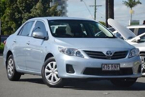 2010 Toyota Corolla ZRE152R MY11 Ascent Light Blue Mica 4 Speed Automatic Sedan Macgregor Brisbane South West Preview