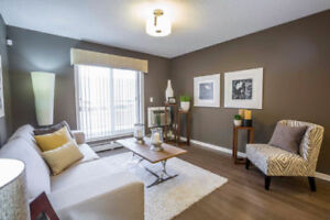 Spacious 1 bedroom + den and 2 bathrooms condo for rent , 935 sq