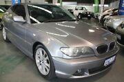 2004 BMW 320CI E46 Grey 5 Speed Auto Steptronic Coupe Victoria Park Victoria Park Area Preview