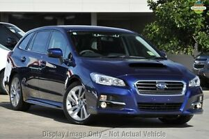 2016 Subaru Levorg MY17 2.0GT Lapis Blue 8 Speed Continuous Variable Wagon Mount Gravatt Brisbane South East Preview