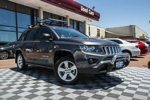 2014 Jeep Compass MK MY15 Sport Grey 6 Speed Sports Automatic Wagon Alfred Cove Melville Area Preview