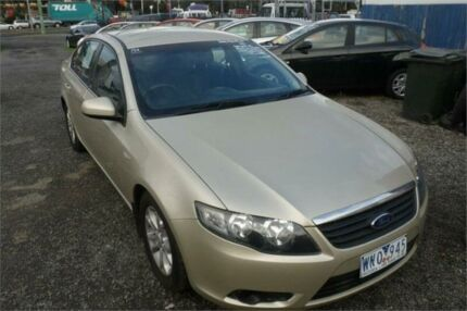 2008 Ford Falcon FG XT (LPG) Gold 4 Speed Auto Seq Sportshift Sedan Bayswater North Maroondah Area Preview