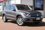 2012 Volkswagen Tiguan 5N MY13 155TSI DSG 4MOTION Grey 7 Speed Sports Automatic Dual Clutch Wagon Osborne Park Stirling Area Preview