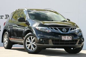 2011 Nissan Murano Z51 Series 3 TI Black 6 Speed Constant Variable Wagon Chermside Brisbane North East Preview