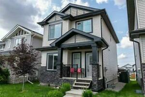 Home for rent November 1st in Edmonton SW,, charlsworth