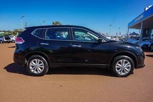2015 Nissan X-Trail T32 TS X-tronic 2WD Black 7 Speed Constant Variable Wagon Wangara Wanneroo Area Preview