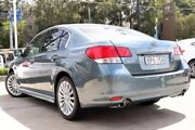 2010 Subaru Liberty B5 MY11 GT AWD Premium Grey 5 Speed Sports Automatic Sedan Chatswood West Willoughby Area Preview