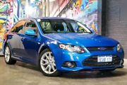 2013 Ford Falcon FG MkII XR6 Blue 6 Speed Sports Automatic Sedan Perth Perth City Area Preview