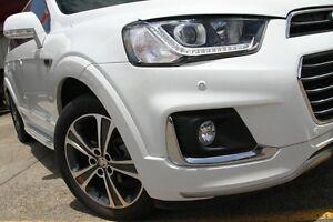 2016 Holden Captiva CG MY16 7 LTZ (AWD) White 6 Speed Automatic Wagon Homebush Strathfield Area Preview