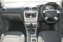 2011 Ford Focus LV MY11 LX Black 4 Speed Automatic Hatchback Arncliffe Rockdale Area Preview