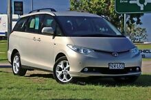 2006 Toyota Tarago ACR30R MY03 GLX Gold 4 Speed Automatic Wagon Springwood Logan Area Preview