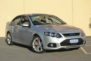 2011 Ford Falcon FG MkII XR6 Silver 6 Speed Sports Automatic Sedan Midland Swan Area Preview