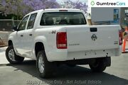 2014 Volkswagen Amarok 2H MY15 TDI420 4MOTION Perm Core Candy White 8 Speed Automatic Utility Wangara Wanneroo Area Preview