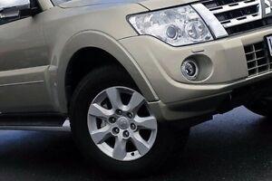 2011 Mitsubishi Pajero Gold Sports Automatic Wagon Nunawading Whitehorse Area Preview