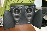 (($30!!))Awesome Wall mountable Pioneer Speakers