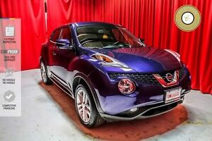 2015 Nissan JUKE CRUISE CONTROL! NAVI AND BLUETOOTH!